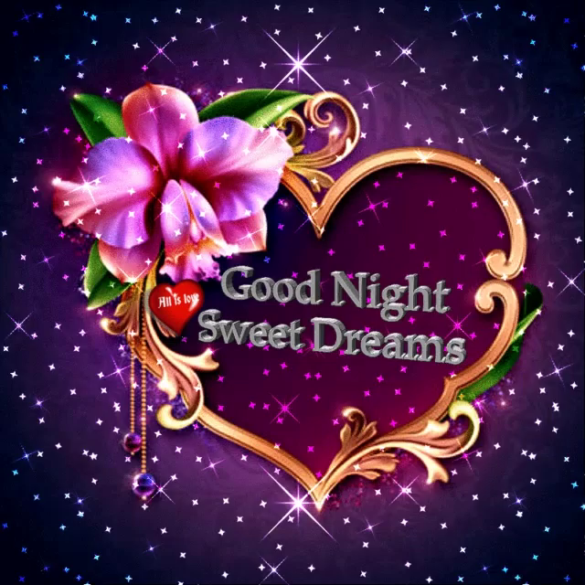 Good Night Sweet Dreams GIF - GoodNight SweetDreams - Discover ...