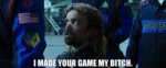 Made Your Game My Bitch GIF - MadeYourGameMyBitch GameMyBitch MadeYourGame GIFs