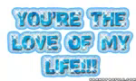 Love Love Text GIF - Love LoveText YoureTheLoveOfMyLife GIFs