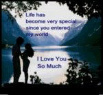 Life Has Become Very Special Life Is Special GIF - LifeHasBecomeVerySpecial LifeIsSpecial ILoveYouSoMuch GIFs