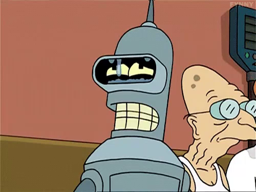 Bender Futurama Meme Gifs Tenor