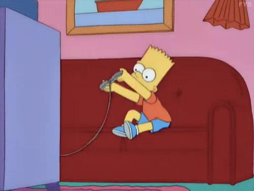 Bart Simpson Games