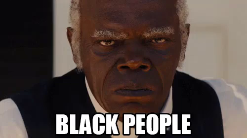 Funny Meme Black People : So sick of black people and gay people and transgender people