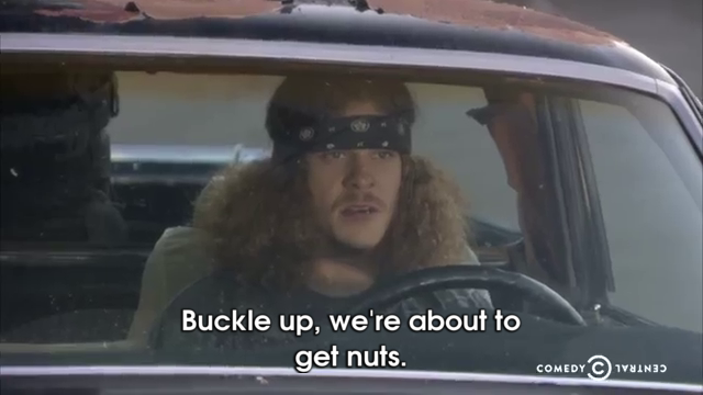 Image result for buckle up or die gif
