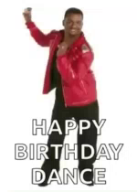 Happy Birth Day Dance 80S GIF - HappyBirthDayDance Dance 80S GIFs