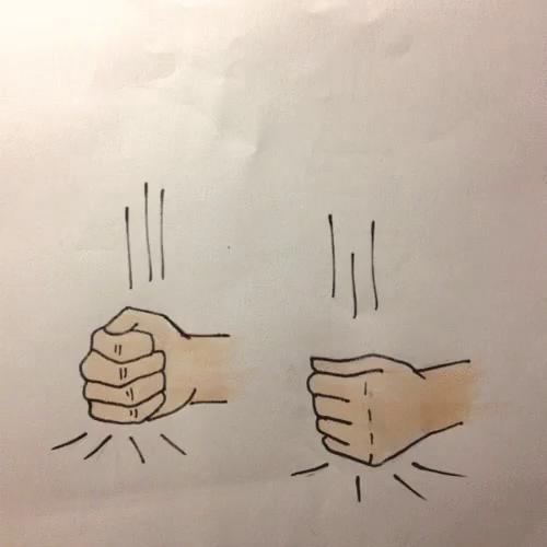 hand gestures gifs tenor