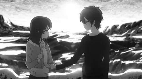 Anime Hug GIFs | Tenor