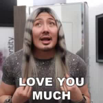 Love You Much Guy Tang GIF - LoveYouMuch GuyTang ILoveYou GIFs