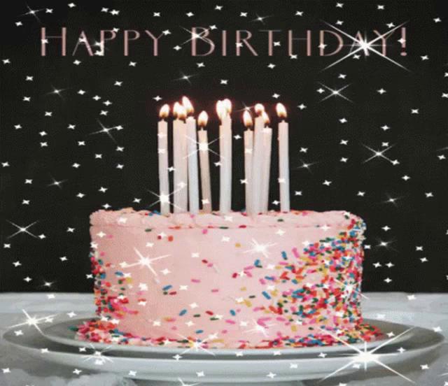 Sensational Happy Birthday To You Birthday Cake Gif Happybirthdaytoyou Birthday Cards Printable Trancafe Filternl