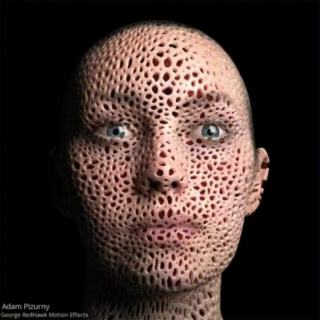 Triggered Holes Gif Triggered Holes Trypophobia Discover Share Gifs
