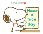 Snoopy Have ANice Day GIF - Snoopy HaveANiceDay GoodVibes GIFs