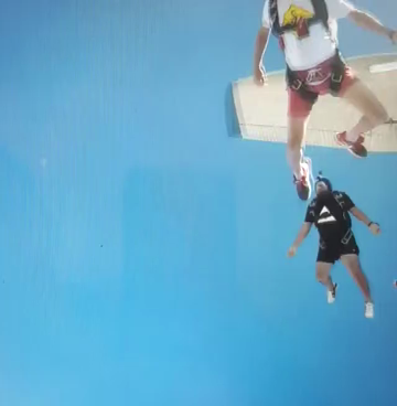 Sky Diving GIF - SkyDiving - Discover & Share GIFs