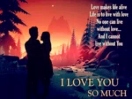 Love ILove You So Much GIF - Love ILoveYouSoMuch WithoutYou GIFs