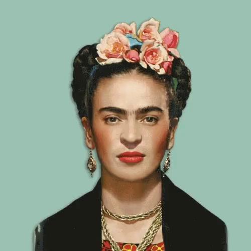 Happy Birthday Frida Kahlo Gifs Tenor
