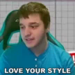 Love Your Style No Way GIF - LoveYourStyle NoWay Marss GIFs