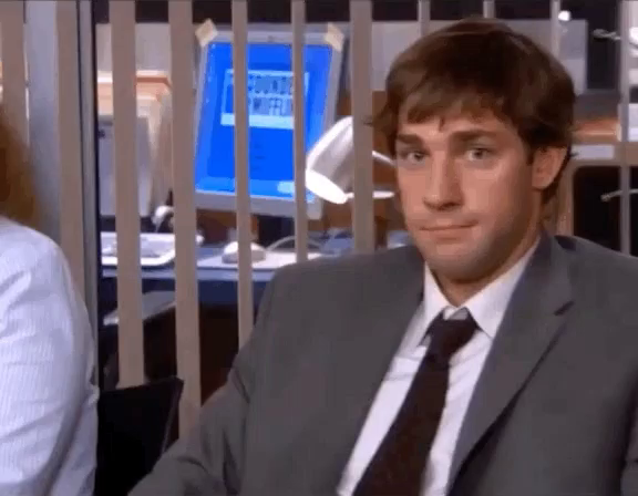 The Office Judging You Gif Theoffice Judgingyou Blankstare Gifs