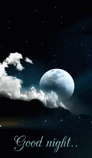 Good Night Beautiful Gifs Tenor