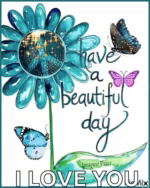 Good Morning Butterfly GIF - GoodMorning Butterfly Peace GIFs