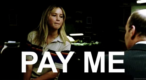 Pay Me Owe Gif Payme Owe Debt Discover Share Gifs
