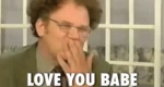 Love You Babe GIF - LoveYouBabe BlowingKisses Kiss GIFs