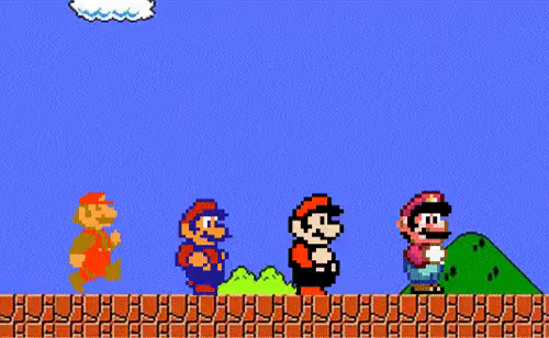 Super Mario Bros GIFs | Tenor
