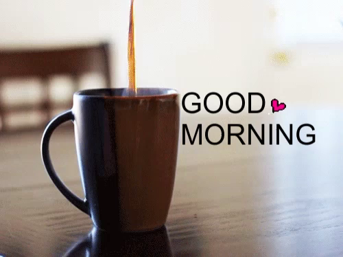 Coffee Good Morning GIF   Coffee GoodMorning GIFs