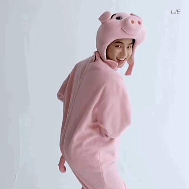 Image result for hyunsuk pig