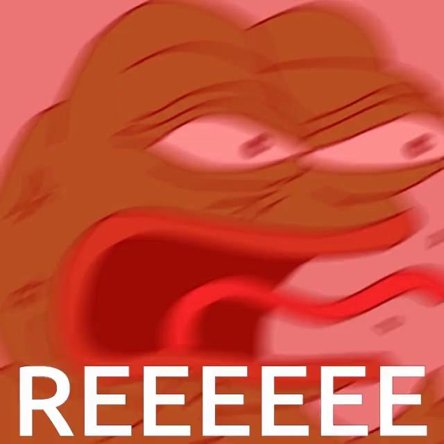 Ree Pepe Gif Ree Pepe Triggered Discover Share Gifs