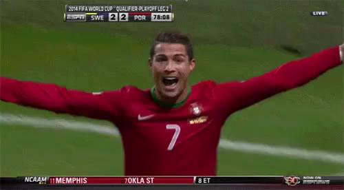 Cristiano Ronaldo Si Gifs Tenor