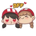 Pocky Sharehappiness GIF - Pocky Sharehappiness Bff GIFs