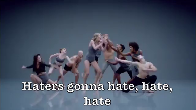 Share Hate Shakeitoff Gonna Gif Taylorswift Discoveramp; Haters Gifs wnOPk80X