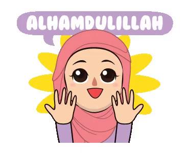 Unduh 4400  Gambar Animasi Muslimah Kangen HD Free