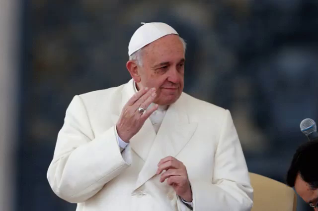 Papa Francisco GIF