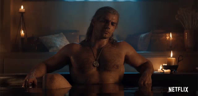 The Witcher Gifs Tenor