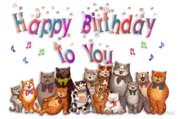 Happy Birthday Geburtstag GIF