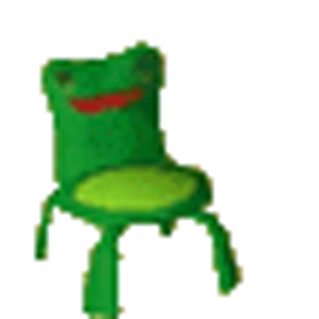Frog Chair Gif Frog Chair Froggychair Discover Share Gifs