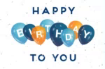 Happy Birthday To You Balloons GIF - HappyBirthdayToYou Balloons Greetings GIFs