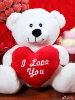 Teddy Bear Love GIFs