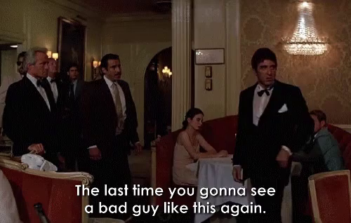 Bad Guy Gifs Tenor