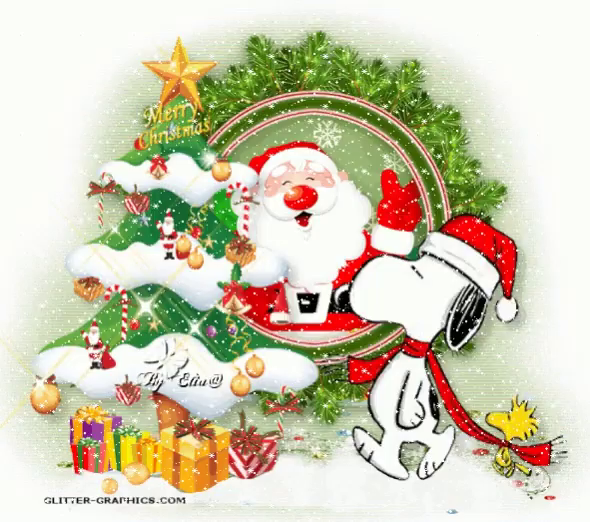 merry christmas snoopy gif merrychristmas snoopy gifs - Snoopy Christmas