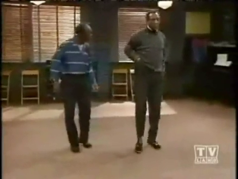 cosby show challenge