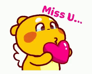 Heart miss you I Miss