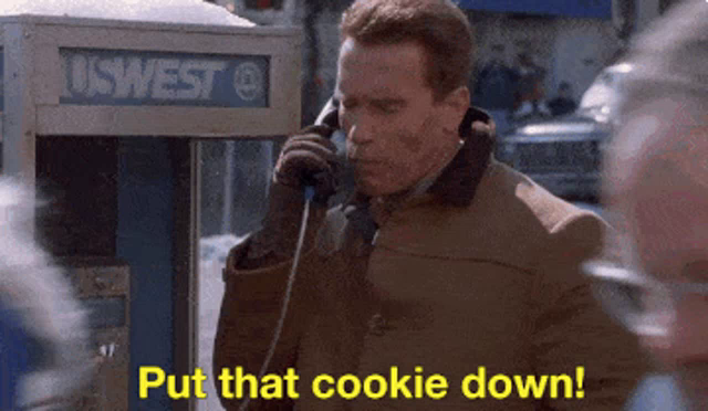 Put That Cookie Down GIFs | Tenor