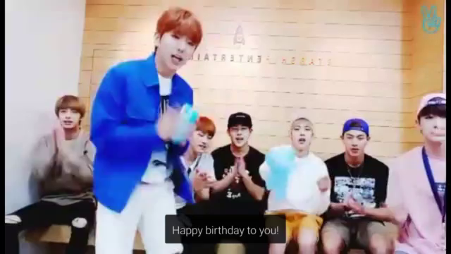Happy Birthday Kpop GIFs | Tenor