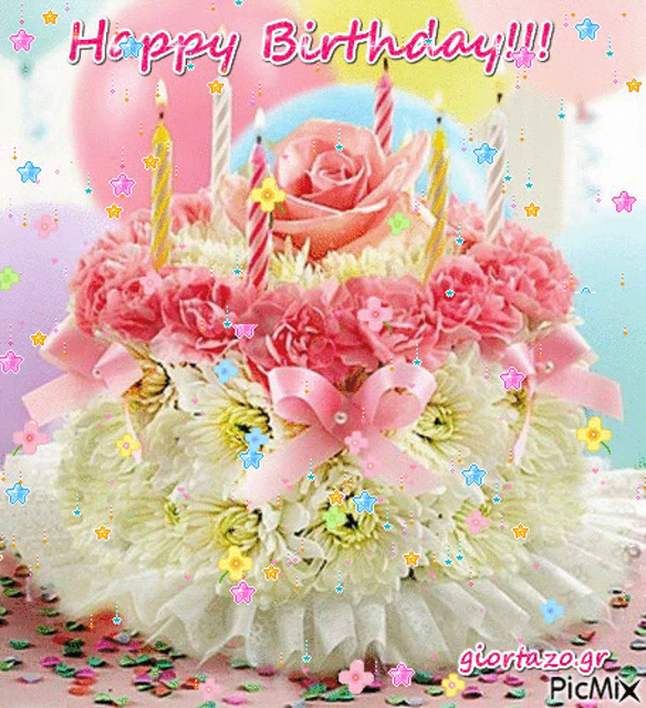 Birthday Happy GIF , Birthday Happy Hbd , Discover \u0026 Share GIFs