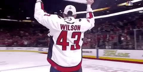 best value e6359 b7e20 Tom Wilson Ice Hockey GIF - TomWilson IceHockey StanleyCup - Discover &  Share GIFs