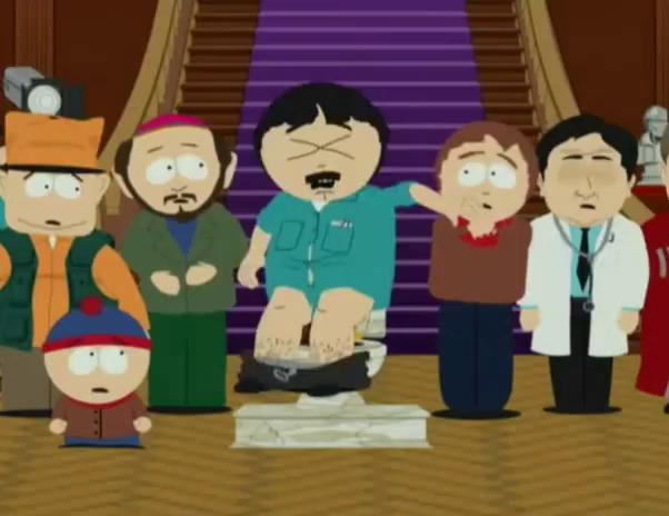 Randy Marsh Poop GIFs | Tenor