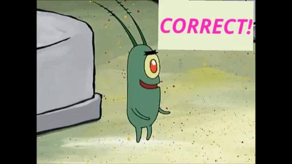 Spongebob Plankton Gifs Tenor