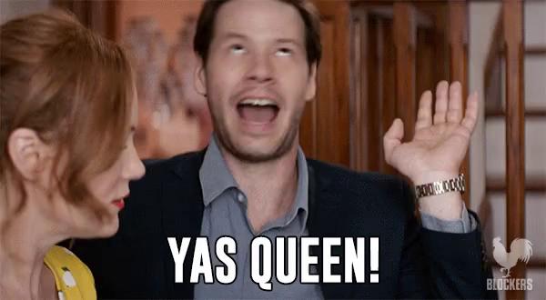 Yas Queen Gifs Tenor