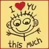 ILove You ILove You This Much GIF - ILoveYou ILoveYouThisMuch HugMe GIFs